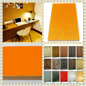 Acrylic/PMMA Material, Interior Decoration, Wooden Fitments MDF/Plywood Panel for Fitment