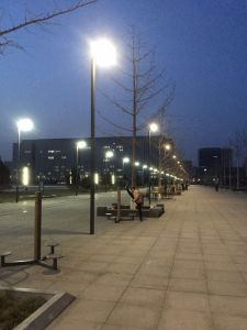 Report Street Light out Solar LED Street Light Housing Aluminum pictures & photos