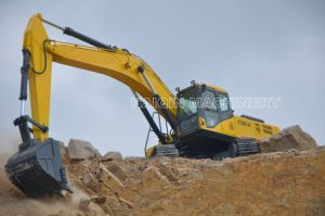 Strong Hydraulic Mine Excavator with Japan Engine pictures & photos
