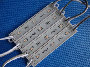 Newest Wholesale Waterproof LED Module 3chips / DC12V 2835 LED Module pictures & photos