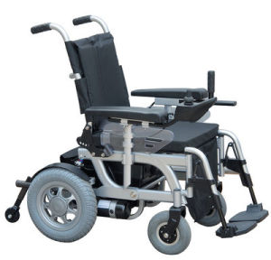 Aluminium Electric Wheelchairs, Power Wheelchair pictures & photos