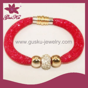 Red Praying Bracelet Jewelry (2015 Gus-Fsb-030) pictures & photos