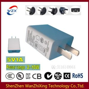 18W 5~18V Power Supply with EU Plug (WZX-3383) pictures & photos
