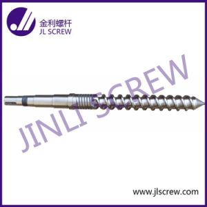 Rubber Machine Screw Barrel / Screw Cylinder for Rubber Extruder