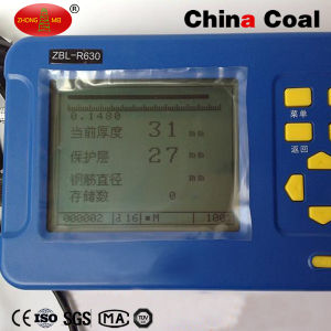 Zbl-R630 Ultrasonic Concrete Reinforcement Detector Wall Rebar Detector pictures & photos