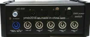 4 Channel DMX Switch with Safety DMX Channel. pictures & photos