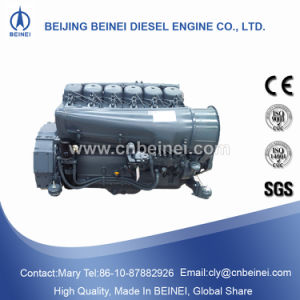 4-Stroke Air Cooled Diesel Engine/Motor F6l913 for Construction Equipments pictures & photos
