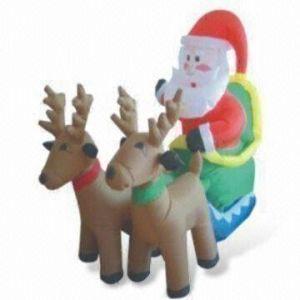 Christmas Inflatable Santa 1206