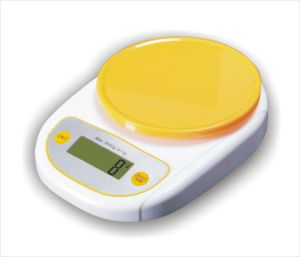 3kg 0.1g Kitchen Food Household Scale (HK122GG-Y) pictures & photos