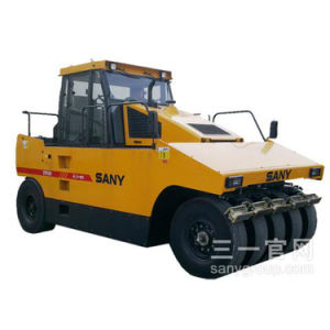 Sany Spr200-6 20ton Adopt Special Pneumatic Smooth Tread Tire Road Roller pictures & photos