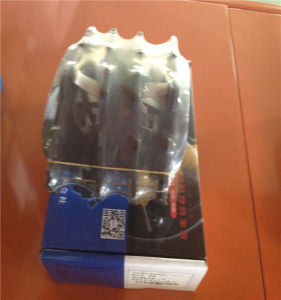 D1411 No Noise No Asbestos Rear Ceramic Brake Pads for Chevrolet 20850250 pictures & photos