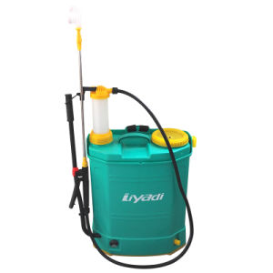 Agricultural 2 in 1 Sprayer / Knapsack Battery and Hand Sprayer (HT-BH18) pictures & photos