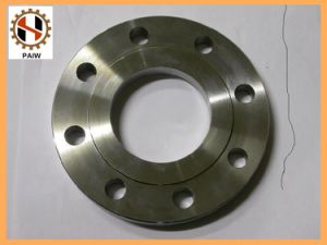 Forged Customized CNC Machining Steel 30crnimo8 Flange for Industry pictures & photos