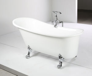 Classic Look Acrylic Bath Tub (JL624) pictures & photos
