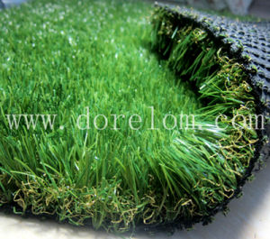 Landscaping Grass Natural Looking with Artificial Grass Application