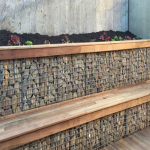 Welded Gabion Cage, Welded Gabion Mesh for Stone pictures & photos