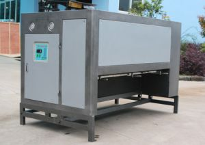 Directyly Cooling Ice Block Maker pictures & photos