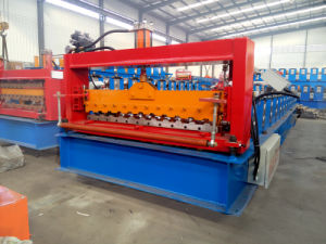 Metal Roofing Sheets Forming Machine Manufacturer pictures & photos