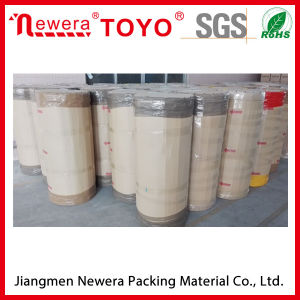 Manufacturing Acrylic BOPP Film Gum Tape Jumbo Roll Self Adhesive Packing Tape pictures & photos