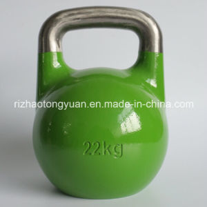 22kg Unfilled Competition Kettlebell pictures & photos