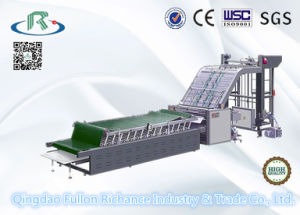 Corrugated Cardboard Flute Roll Laminator for Carton Box Making pictures & photos