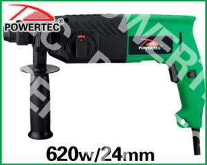 620W 24mm Electric Hammer Drill (PT82505) pictures & photos