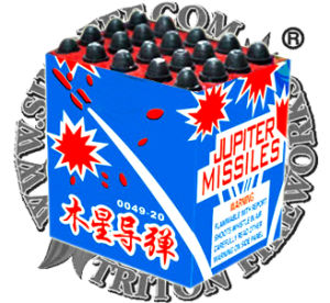 Jupiter Missiles 20 Shots Fireworks Toy Fireworks Lowest Price pictures & photos