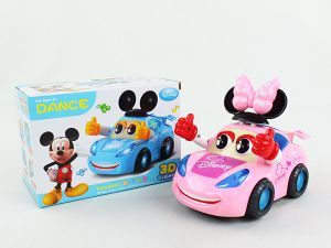New Electric Car, Dancing Car, Lovely Toy
