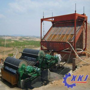 Large Capacity Iron Sand Permanent Magnetic Separator pictures & photos
