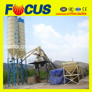 25m3/H, 35m3/H, 50m3/H Low Price Concrete Batching Plant From Factory pictures & photos