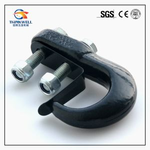 Factory Price Forged Steel Tow Series Tow Hook with Latch pictures & photos