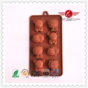 High Grade Brown Chocolate Molds Silicone pictures & photos