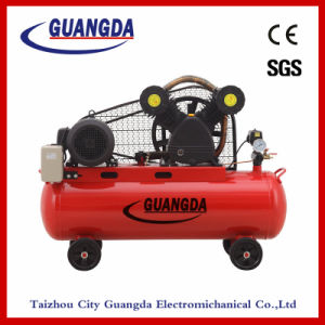 5.5HP 4kw Belt Driven Air Compressor V-0.67/8 pictures & photos