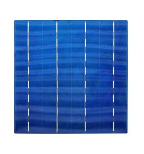 Pid Resistant High Efficiency Polycrystalline Silicon PV Solar Cells