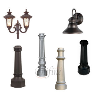 "Die Casting ""Street Light"" Housing pictures & photos"