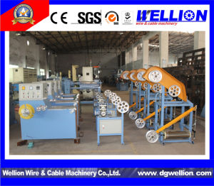 Flexible Wire Semi Auto Coiling Machine Factory pictures & photos
