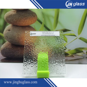 3mm, 4mm, 5mm, 6mm Flora Figured Glass / Clear Pattern Glass pictures & photos