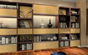 Italian Modern Wooden Desk Study Room Furniture (zj-008) pictures & photos