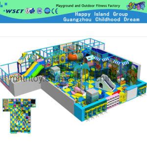 Indoor Playground Naughty Castle Adventure Indoor Playground (H13-7018) pictures & photos