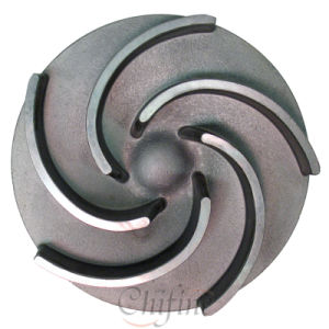 OEM Steel/Cast Iron Pump Impeller pictures & photos