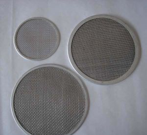 200 Mesh 304 Stainless Steel Round Filter Disc Screen pictures & photos