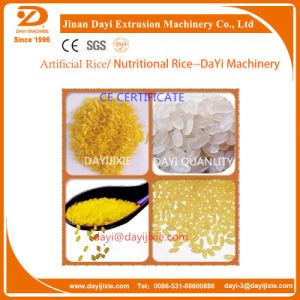 Nutritional Rice Golden Rice Processing Line pictures & photos