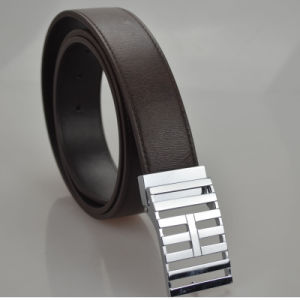 Tailor Smith High Quality Top Grain Cowhide Belt Elegant Gentlemen Fomal Wear Accessories pictures & photos