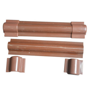 End Cap for Riser Guard in Brown and in Black pictures & photos