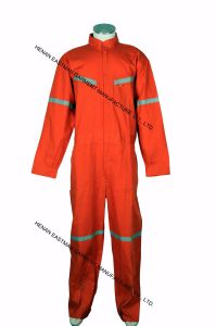 OEM Poplin Workwear Overall Coverall pictures & photos