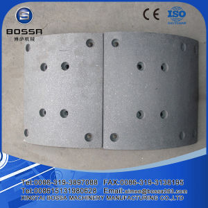 High Quality OEM Lemi-Metal Truck Brake Pads pictures & photos