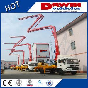 29m Concrete Boom Pump Truck Dawin pictures & photos