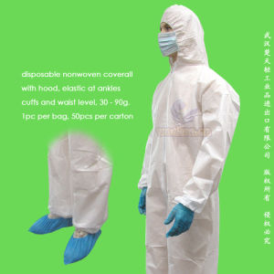 Disposable Surgical Protective Coverall pictures & photos
