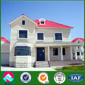 Fast Construction Modern Steel Structure Prefabricated Luxury Villa pictures & photos