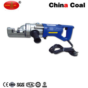 Hot Sale Portable Automatic Electric Hydraulic Steel Rebar Cutter Machine pictures & photos